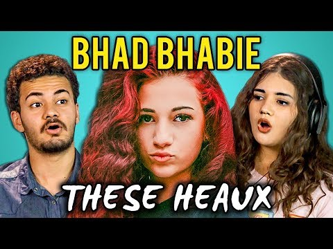 Thumbnail: COLLEGE KIDS REACT TO BHAD BHABIE - THESE HEAUX (CASH ME OUSSIDE GIRL)