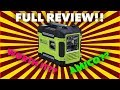 Amico AIG2000 2000W Inverter Generator: Full Review [VALUE!!  QUALITY!!  RELIABILITY!!]