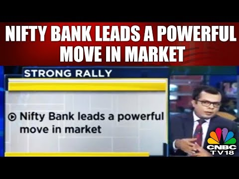 Closing Bell (9th Apr)   Nifty Bank Leads a Powerful Move in Market   CNBC TV18