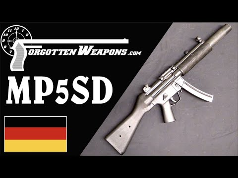 Download H&K MP5SD: The Cadillac of Suppressed Submachine Guns