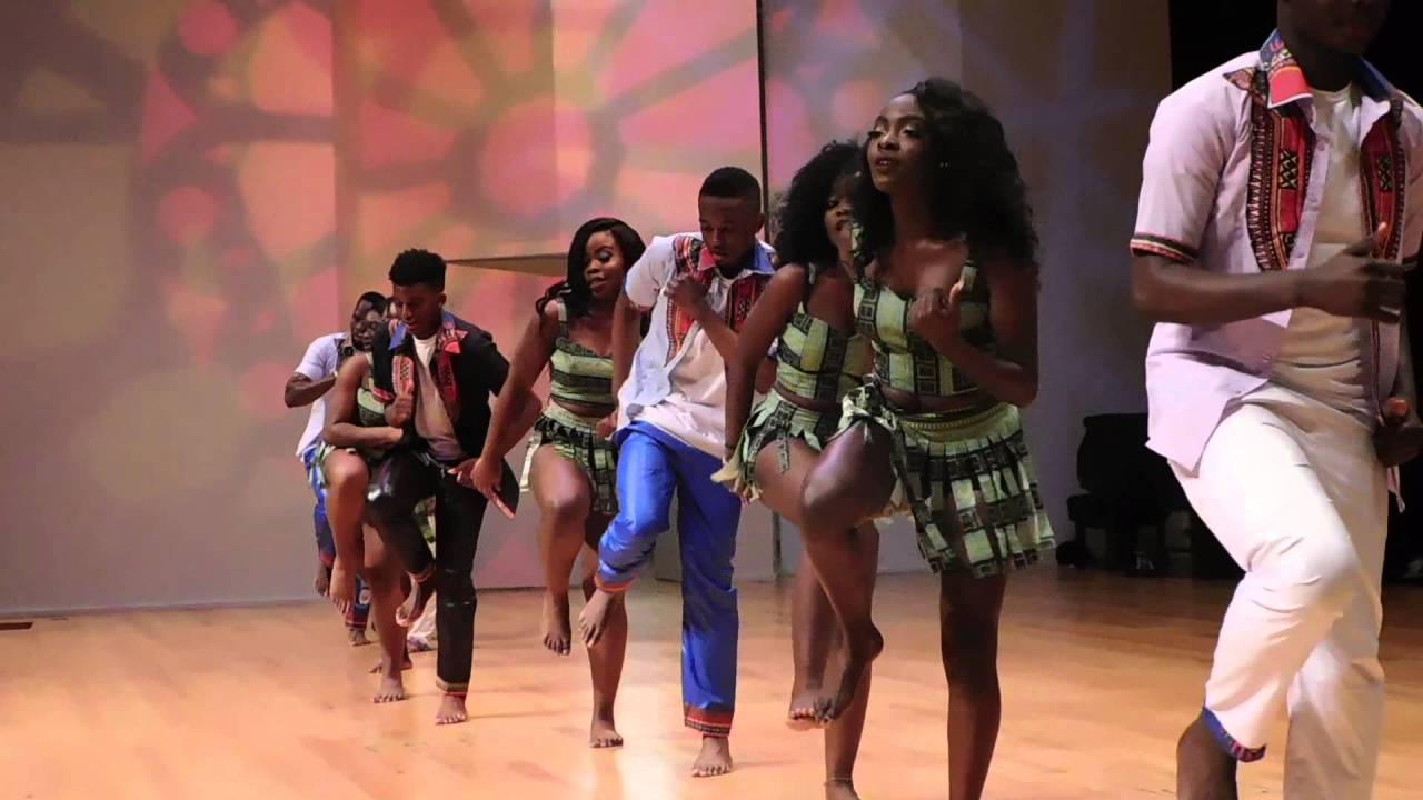 African Student Union Culture Show 2016- Northern Kentucky University