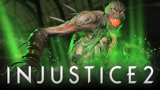 Injustice 2: Scarecrow Super Move Gameplay REVEALED! (Injustice: Gods Among Us 2)