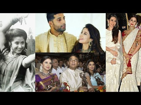 Urmila Matondkar Unseen Family Pics | Bollywood Actress ... Urmila Matondkar Family Photo