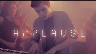 Repeat youtube video Applause (Lady Gaga) - Sam Tsui Cover