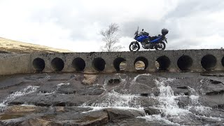 Scotland NC 500 Motorbike Camping Tour June 2018.