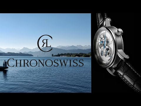 My Visit To Chronoswiss: Watchmaker of the Past & Future | Armand The Watch Guy