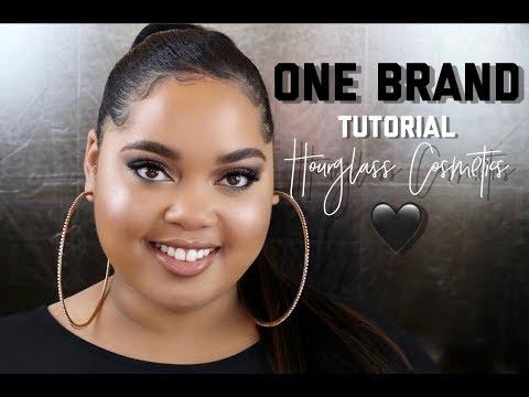 One Brand Makeup Tutorial | Hourglass Cosmetics ♡