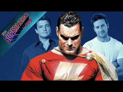 6 Actors We Think Could Play Shazam - The Superhero Show