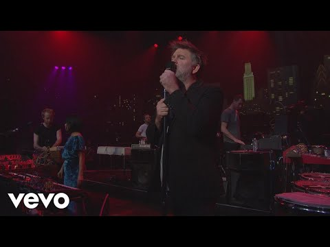 LCD Soundsystem - oh baby (Live on Austin City Limits)