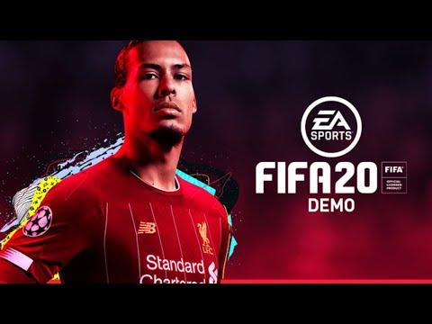 ** FIFA 20 DEMO HYPE FIFA 20 DEMO TODAY PLAY FIFA 20