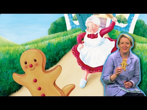 The Gingerbread Man | Fairy Tale read by Miranda Gore-Browne | Story Time