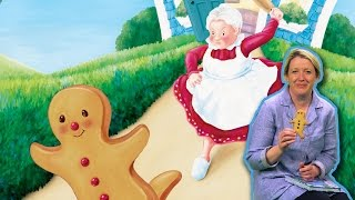The Gingerbread Man   Fairy Tale read by Miranda Gore-Browne   Story Time