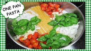 Copycat Martha Stewart's Famous Easy One Pan Pasta Recipe