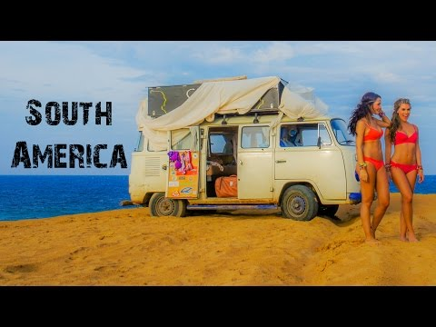 Overlanding - SOUTH AMERICA - The Untold Story