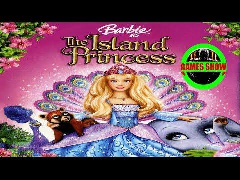 تحميل لعبة باربي اميرة الجزيرة Barbie As The Island Princess من ميديا فاير و بدون تثبيت