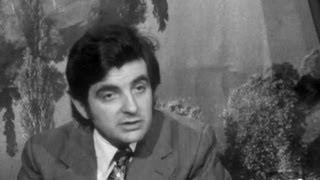Portrait de Jean Pierre Chevénement, nouveau député de Belfort