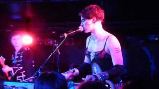 """Amanda Palmer performs """"Lost"""" at The Middle East,"""