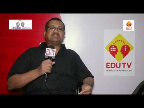 Dr. Sanjay Gupta, Director General (World School Of Design)  at EDUTV