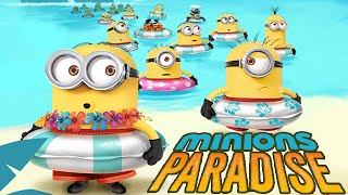 Minions Paradise: New Characters New Mini Games Unlocked - iOS / Android