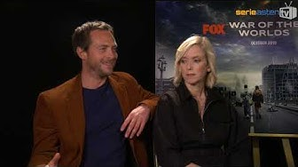 War of the Worlds: Interview mit Léa Drucker & Stephen Campbell Moore für Serieasten.TV