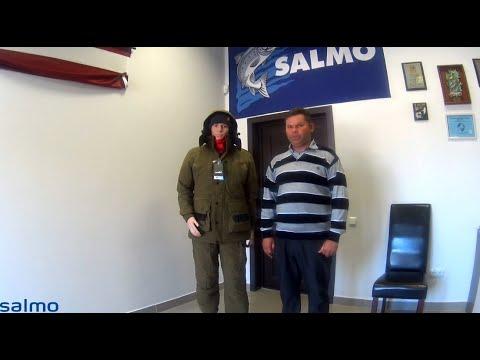 Обзор зимнего охотничьего костюма  Norfin Hunting Wild Green.