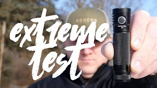 Durable and Affordable? | Wowtac A6 Flashlight Full Review