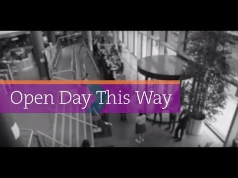 London South Bank University Open Day