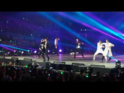180323 Fancam B.A.P - That's My Jam (Music Bank Chile 2018)