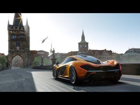 Game One Music HD : Forza Motorsport 5 : Ellie Goulding - Burn