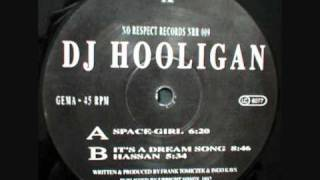 DJ Hooligan - Space Girl