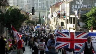 Jerusalem Parade 2011