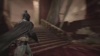 Back again with the Batman games[Batman arkham asylum]