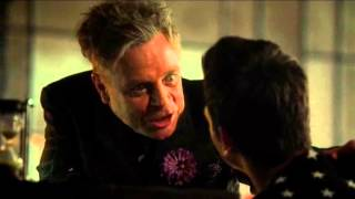 "The Flash 1x17 Trickster(Mark Hamill)  ""I am Your Father"""