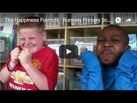 The Happiness Formula - Rumney Primary School