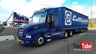 "[""Euro Truck Simulator 2"", ""Baltic"", ""Live stream"", ""Truck game"", ""Beyond the Baltic Sea""]"