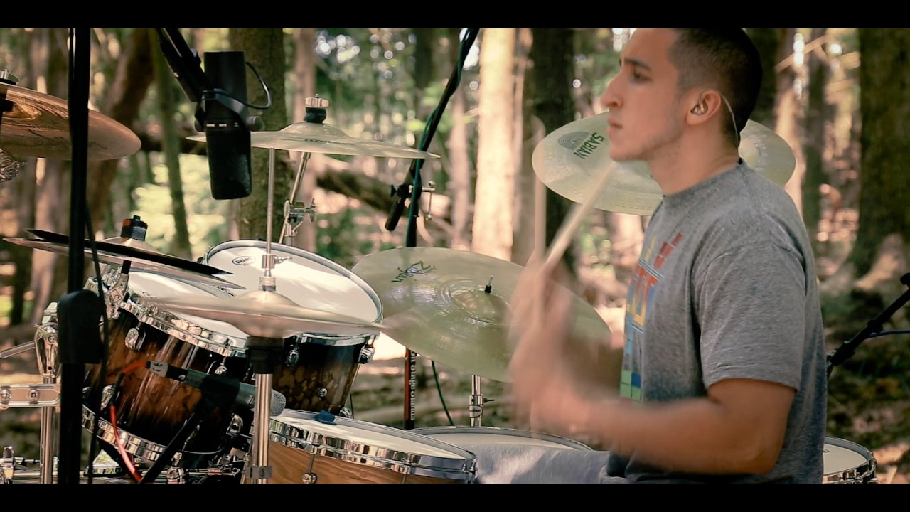Jeremy Colon | Mirrors | Between The Buried And Me | Drum Cover