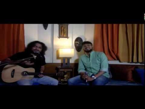 Rupam Islam  | LIVE from home  | Discussion of Daniken music video  |  Samik Roychoudhury
