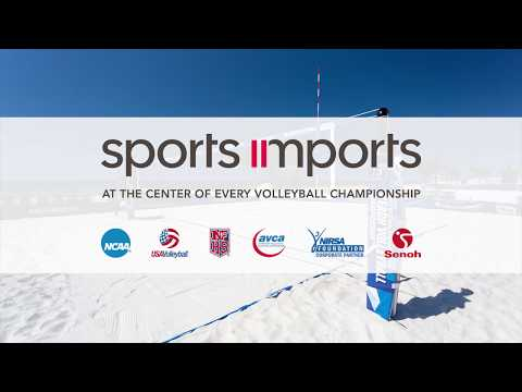 Beach Volleyball Net System | How To Setup Sports Imports Outdoor Volleyball Equipment