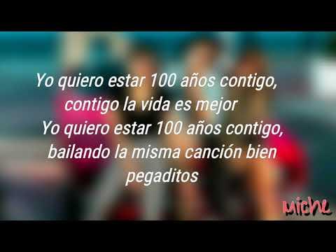 Ha-Ash ft Prince Royce - 100 Años (letra)