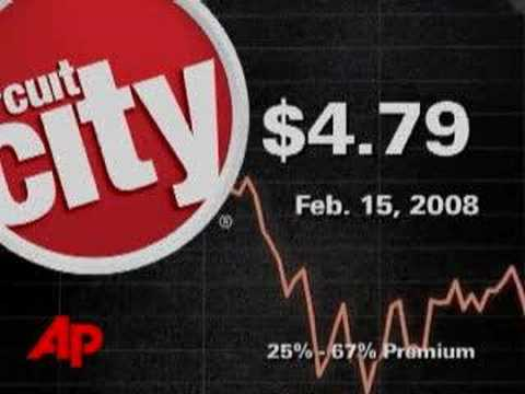 Blockbuster Offers to Buy Circuit City