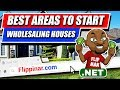 How to Wholesale Real Estate for Beginners - Best Areas To Start