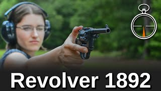 Minute of Mae: French Revolver 1892