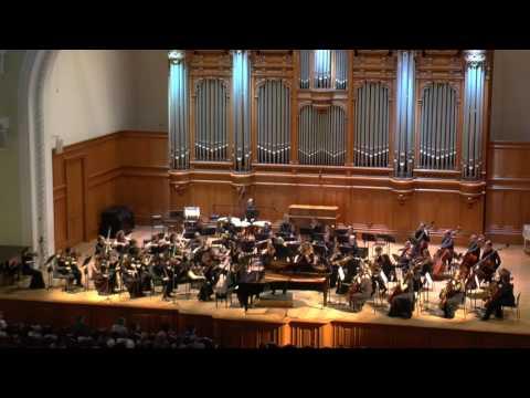 Р. Шуман Концерт для фортепиано с оркестром ля минор, соч. 54