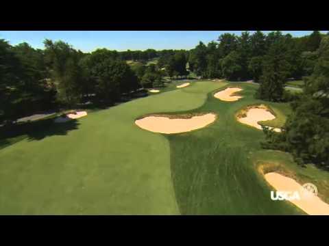 2013 U.S. Open at Merion- Hole No. 1- Par 4, 350 yards