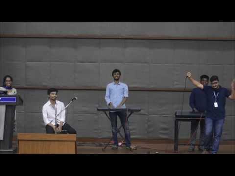 Telugu Songs Mashup LIVE Performance @VIT CHENNAI || VIbrance2k18