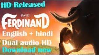 How to download ferdinand movie link in desc
