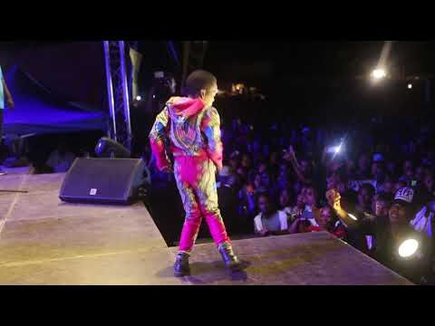 Wawa Salegy - 400 Volts - Live @ Festival Somaroho 2017