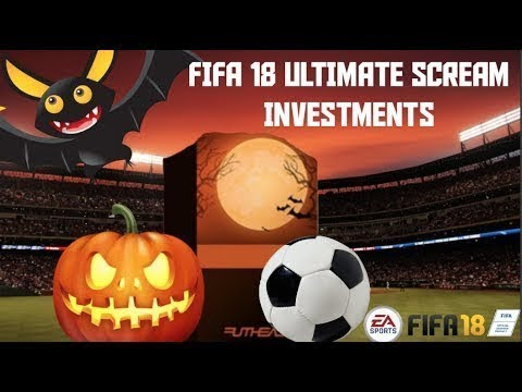 FIFA 18 ULTIMATE SCREAM TRADABLE SBC LEAKED INVESTMENTS! TRA