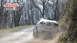 VII Rallysprint de Grao 2017 [HD] Crash and Show by Rally Video 83