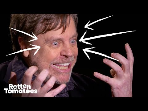 Mark Hamill - Discussed His Most Iconic Voice Roles